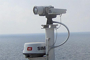 WatchStander Operating Aboard LNG Ship in Northern Indian Ocean
